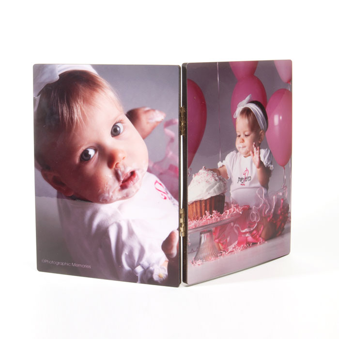 Hinged Photo Panels