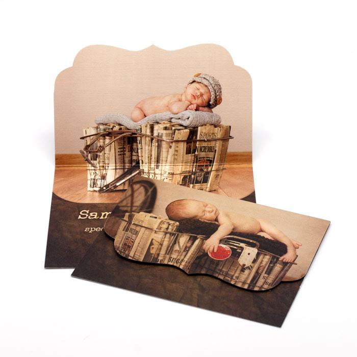 Artistry Folded Cards