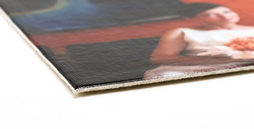 Mounting american color imaging for Small canvas boards