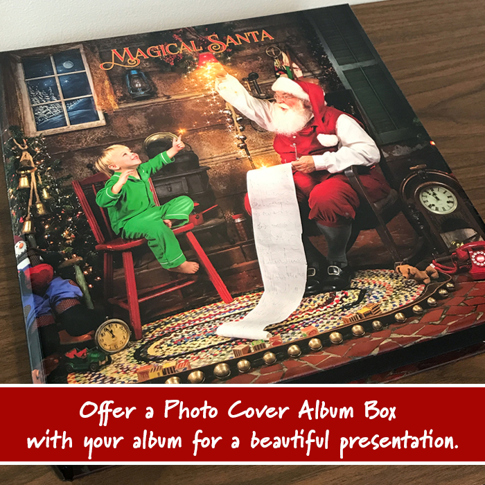 AlbumAndBox_Santa